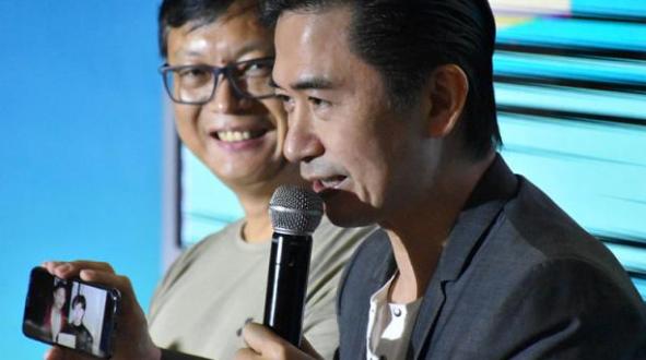 资深音乐人徐冰:流行音乐从上海起源,同样担得起上海的文化品牌