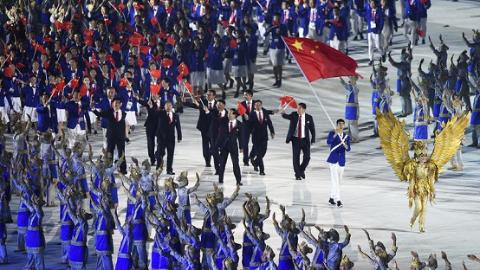 雅加达亚运会今晚开幕 亚洲体坛进入亚运会时刻