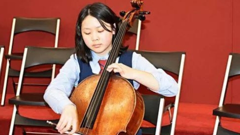 海外华人志 | 艾美美:12岁被世界顶尖音乐学院录取的华人女孩