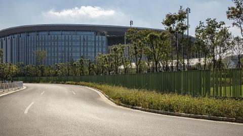 虹桥商务区进口博览会周边环境整治任务总体开工率已达95%