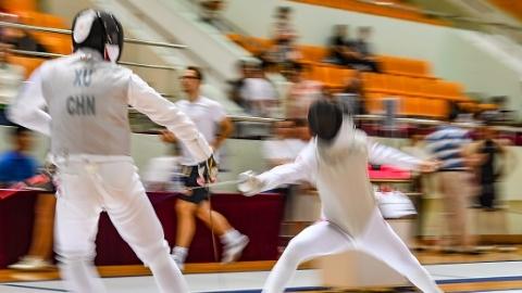 世界名校击剑精英赛今日在申城开赛