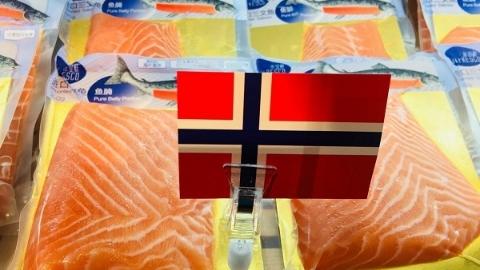 挪威海产局与盒马战略合作:目前三文鱼里只售卖大西洋鲑