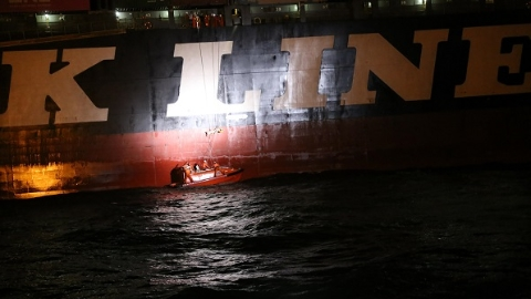 连夜完成3起救助任务 东海救助局成功救援25名船员