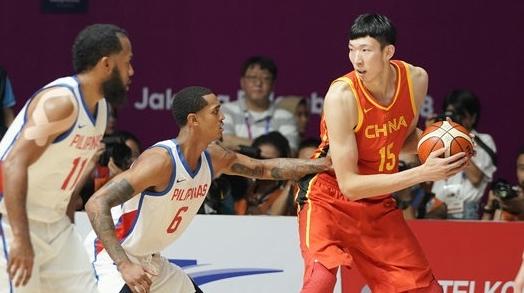 对手有克拉克森助阵又如何?中国男篮亚运首战战胜菲律宾队