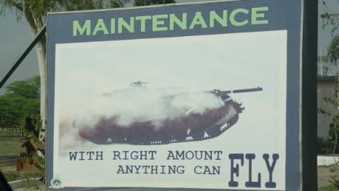 """""""巴铁""""空军让标语变成""""超级武器"""""""