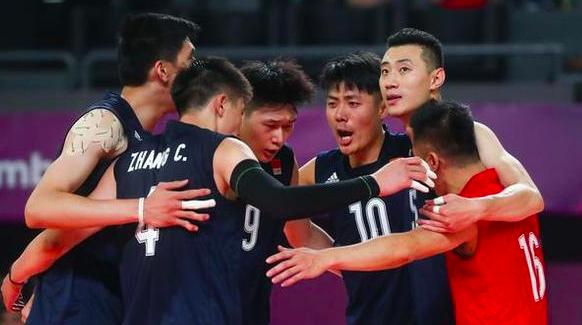 挽救赛点逆转泰国 中国男排迎来亚运首胜
