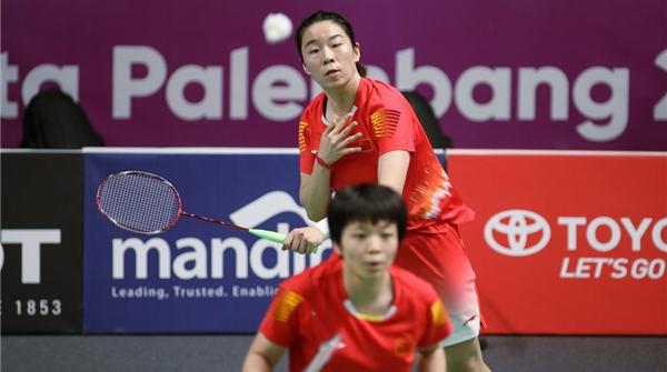 """实力不可同日而""""羽""""!女双致命,中国羽毛球女团亚运会失金"""