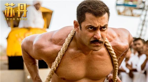 据说直男看了也会哭,阿米尔·汗力荐!又一部印度摔跤电影要来了