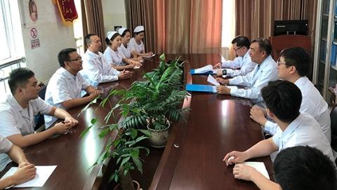 仁济医院专家深入贵州等地开展帮扶对口援建 让患者得到最适宜治疗