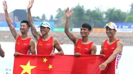 10项比赛斩获9金1银 胜利后的中国赛艇队瞄准东京奥运