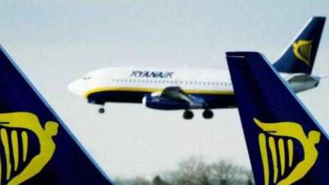 爱尔兰瑞安航空将结束免费手提行李时代