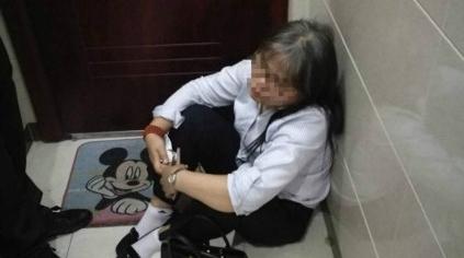 高三学生沉迷游戏将自己反锁在家中 警察耐心劝说使其迷途知返