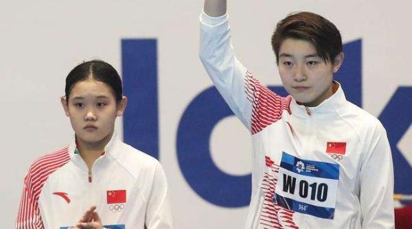 笑出内伤!亚运会跳水比赛奇葩失误频现,中国队包揽金牌几无悬念