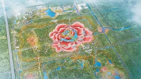 中国花博会2021年在崇明举办,今起征集会徽、吉祥物、会花