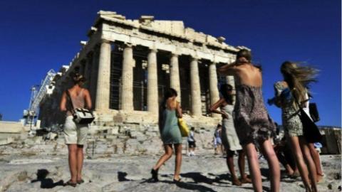希腊各景点将推广使用电子门票