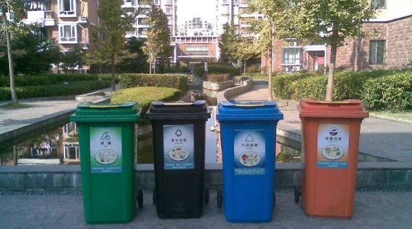 沪上生活垃圾全程分类志愿者正在招募