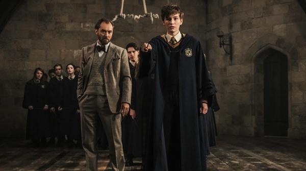"""新学期开学!邓布利多和纽特邀你一起""""重返霍格沃茨"""""""