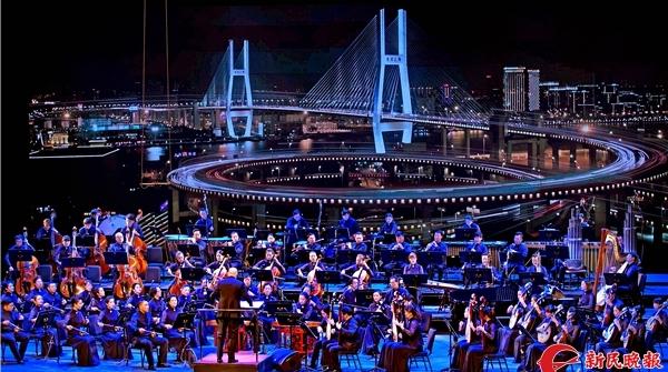 《外滩故事》与《浦东交响》在京一起奏响改革开放上海传奇