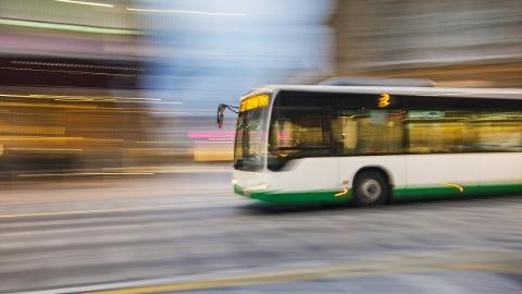 学英语 教礼仪 巴士二公司平阳车队升级服务迎进博会