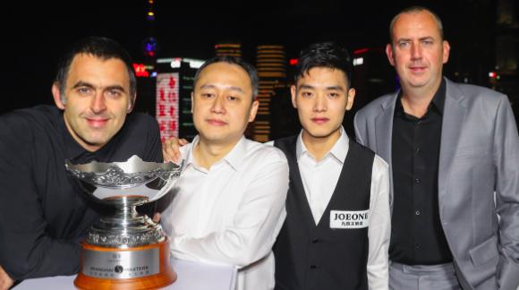 2018世界斯诺克上海大师赛外卡选手首轮抽签结果揭晓,蒲青松将挑战马奎尔