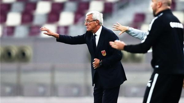国足明晨热身赛挑战巴林,不能再输的里皮或将进行大轮换