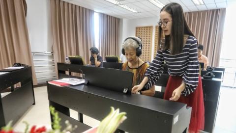 """上海市军休老干部大学增设6个教学点 方便军休干部""""老有所学"""""""