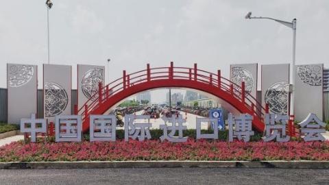 进口博览会国家卫生健康委员会交易团正式成立