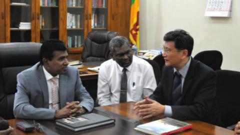 上博和斯里兰卡方首次签约缔结联合考古项目 今后5年将深入合作