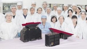 """上海技物所""""智造""""海洋一号C星两双""""慧眼"""" 助力提升我国海洋遥感探测能力"""