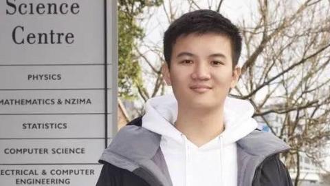 16岁当大学老师!入围科学大赛!新西兰华裔神童在天才的道路上奔跑