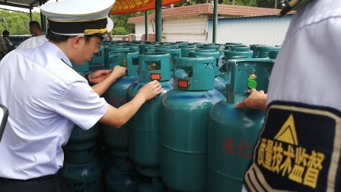 一点臭味都没有?这罐液化石油气可能存有安全隐患!
