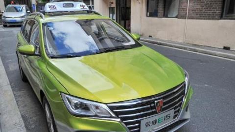 强生出租10月底告别桑塔纳车型 100辆电动出租车保障进博会交通