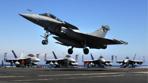 法国欲重振武器出口贸易