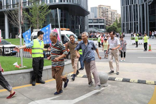 上海今举行防空警报试鸣  共有170万名市民师生参加疏散演练