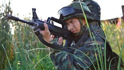 磨砺反恐锋刃,锤炼制胜刀尖,武警上海总队全面锤炼特战队员反恐制胜本领