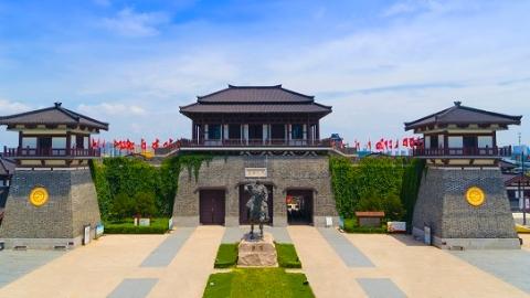 """迎接国庆黄金周 """"上海-洪泽湖-宿迁"""" 专线旅游团首次亮相"""