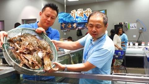 东海全面开渔 海鲜如何实现24小时从大海到餐桌?
