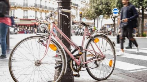 骑单车有奖金?法国大力支持自行车发展