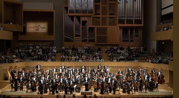 10月18到22日欣赏琉森音乐节管弦乐团音乐会