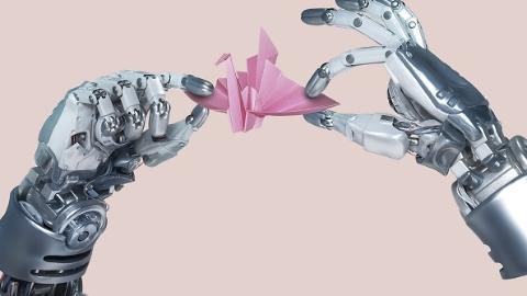 聚焦世界人工智能大会|在人工智能未来小镇上,广场、公交车通通可定制