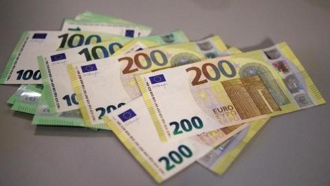 欧洲央行发布新版100欧元和200欧元纸币 增强防伪性能