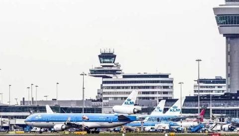 荷兰史基浦机场打算造极速高铁,15分钟穿越荷兰全境
