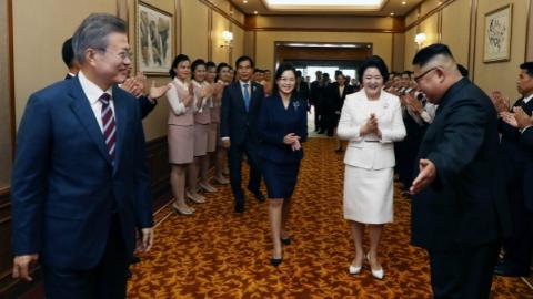 """第三次""""金文会""""朝鲜接待工作颇费心思,""""特别之处""""看点多多"""