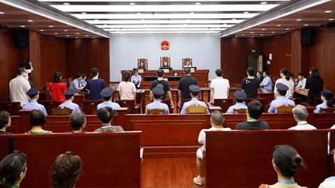 中晋系集资诈骗案一审宣判:国太集团罚金3亿元 第一被告人被判无期徒刑