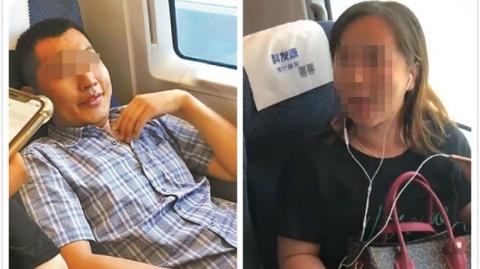 """新民快评丨高铁又现""""霸座"""",怎么对付""""奇葩""""?"""
