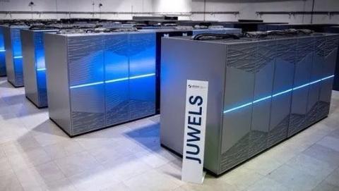 德国最快的超级计算机Juwels投入使用