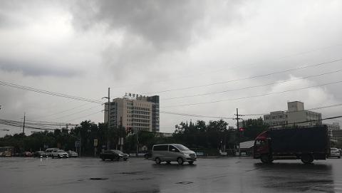 午后到夜里有短时强降水 上海启动防汛防台Ⅳ级响应