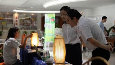 勇立潮头创响青春  上海青年创业营引领学子融入社区