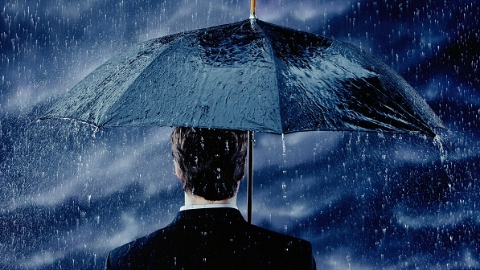 中秋冷空气今日提前到送大雨?还没有!明起气温才会回落