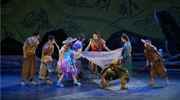 """上海优秀儿童剧展演今启幕,快打开这份包含21台演出的""""菜单""""!"""
